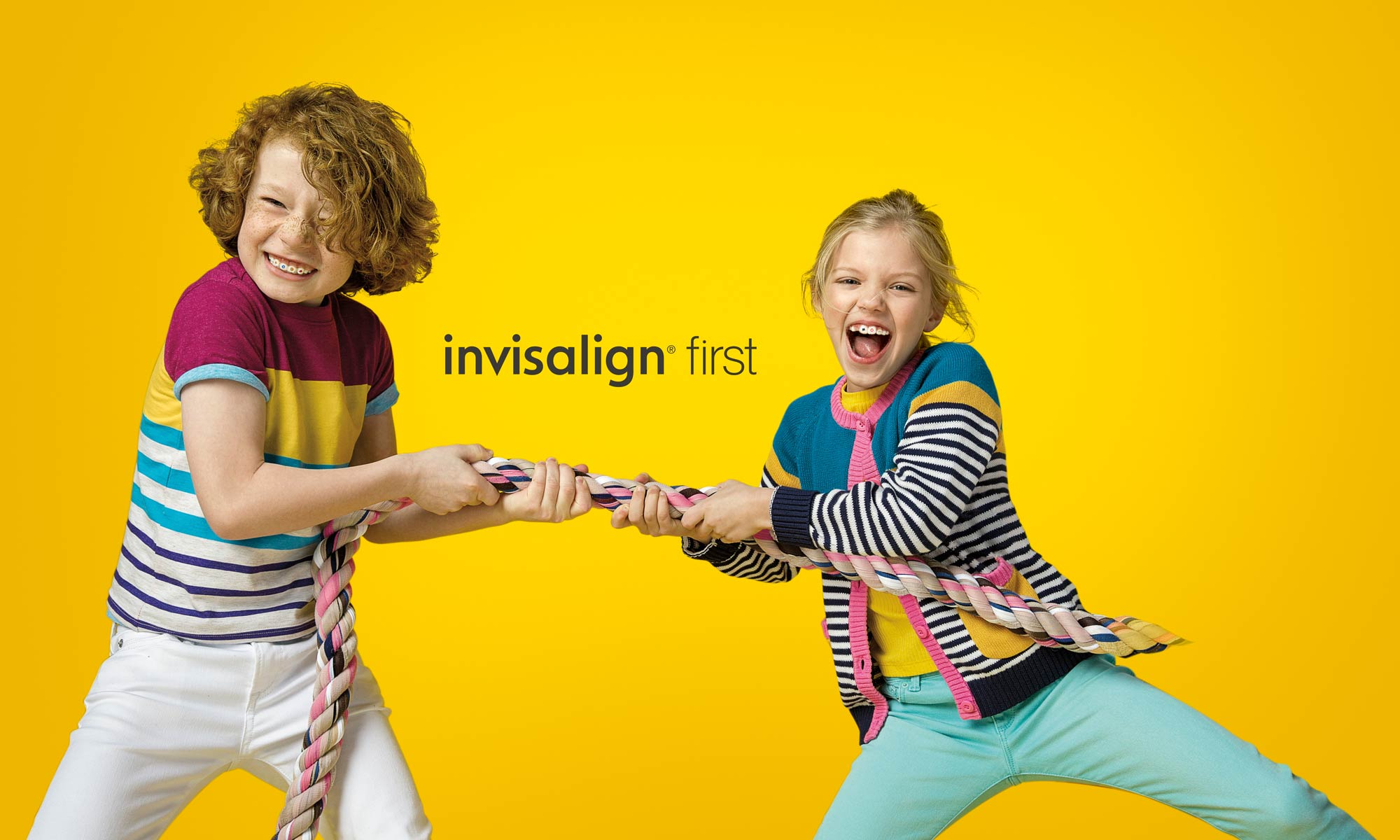 Huerter Orthodontics Invisalign® Treatment